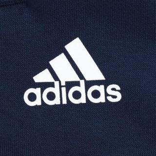 adidas 阿迪达斯 男子 型格系列 ESS LIN T PN FT 运动 针织长裤 BQ9089 蓝M码