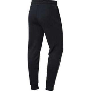 LI-NING 李宁 韦德系列 男 卫裤类 01 11301 AKLN899-1标准黑-1 L