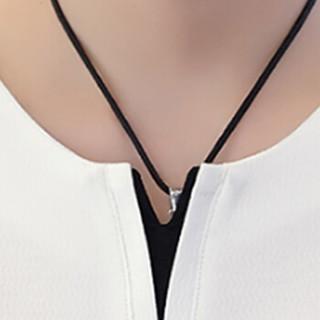 俞兆林(YUZHAOLIN)长袖T恤 男士时尚百搭V领纯色长袖T恤D305-1-9831白色L