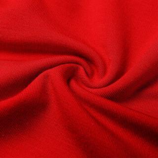袋鼠(DaiShu)大红内裤袜子组合装 本命年鸿运女三角裤礼盒装 大红 XXXL