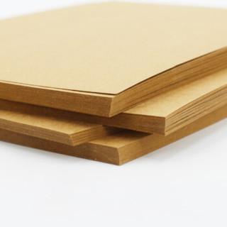 信发(TRNFA)凭证封面纸 牛皮纸卡纸 打印纸封面纸 A4 160g/100张 210*297mm