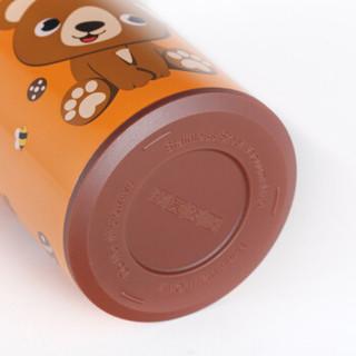Nan ji ren 南极人 NJR202 304不锈钢保温杯 600ml 橙色