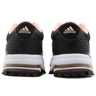adidas 阿迪达斯 女子 跑步系列 MARATHON 10 W 运动 跑步鞋 AC8594 黑/白 39码 UK6码