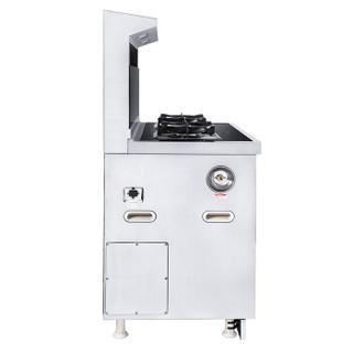苏泊尔 (SUPOR)集成灶 侧吸式抽油烟机燃气灶具保洁柜套装 JJZT-SUP-DC2J1(天然气)