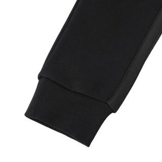 KENZO KIDS 高田贤三 奢侈品童装 男童黑色混纺长裤 KM23568 29 6A/6岁/116cm