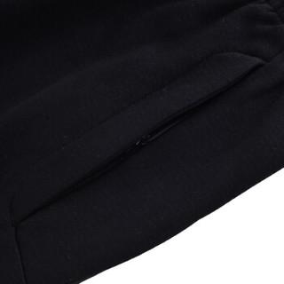 LI-NING 李宁 训练系列 男 卫裤类 AKLM393  标准黑 L