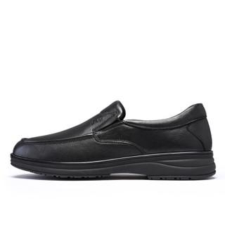 健足乐  J832005840 健足乐防滑柔软商务鞋 J832005840 黑色 44