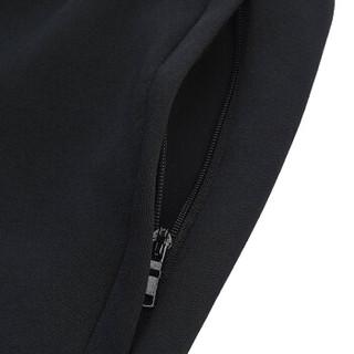 LI-NING 李宁 韦德系列 男 卫裤类 01 11301 AKLN905-1 标准黑-1 L