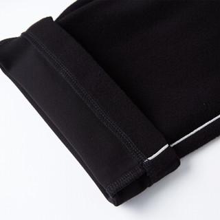 巴拉巴拉旗下梦多多(mongdodo)童装女童长裤2018冬季中大童长裤76704180153黑色160