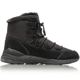 LI-NING 李宁 运动时尚系列 女 运动时尚鞋 AGLN272-3 标准黑 37.5