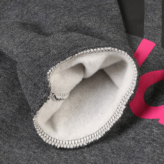 adidas 阿迪达斯 女子 型格系列 ESS LIN OH FL 运动 套头衫 DI0125 灰色  S码