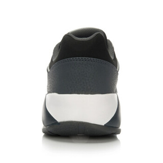 LI-NING 李宁 ARCN002-5 跑步系列 女 跑步鞋类 黑/檀黑色/凝雪灰 37.5