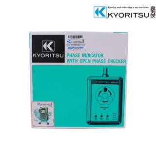 克列茨 MODEL8031CE 日本共立/kyoritsu 相序表相序检测仪测量三相电压范围110~600V
