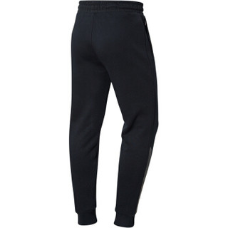 LI-NING 李宁 韦德系列 男 卫裤类 01 11301 AKLN899-1标准黑-1 XL