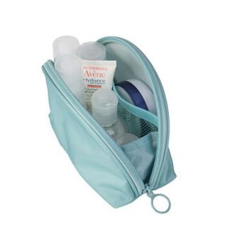 卡拉羊 Carany 收纳洗漱袋商务旅行袋便携出差迷你小包CX0463水粉绿