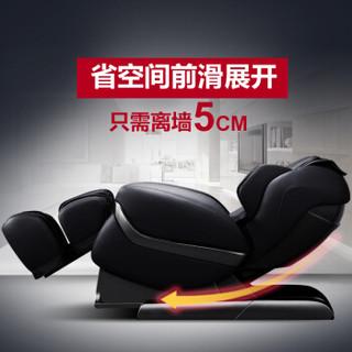 艾力斯特(Irest)按摩椅 家用全身太空舱免安装 SL-A90-2 珍珠黑 精选推荐