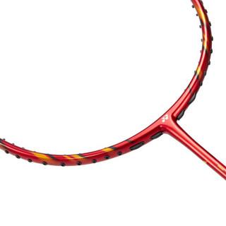 尤尼克斯YONEX羽毛球拍单拍纳米碳素顺锥拍杆速度型羽拍NR-TS3 (已穿线送手胶)