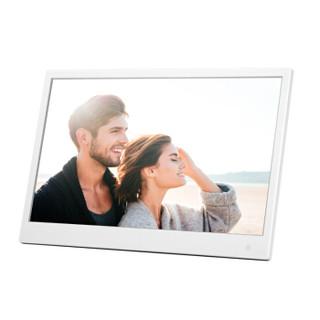 爱国者(aigo)13.3英寸 数码相框DPF123  电子数码相册 智能家居 相框 高清音视频  白色