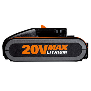 WORX 威克士 WA3572 20V锂电电池