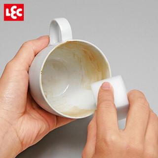 丽固LEC 纳米海绵擦1块装 厨房去污擦 (激落君)魔力海绵擦 清洁擦抹布洗碗布百洁布去污擦鞋刷子海绵块