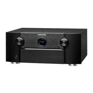 马兰士(MARANTZ)SR7013 音响 音箱 家庭影院 9.2声道AV功放 进口4K直通升频 杜比全景声DTS:X蓝牙WIFI 黑色