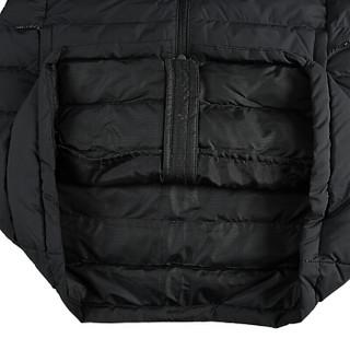 adidas 阿迪达斯 女子 户外系列 W CLIMAWARM HOO 运动 羽绒服 DM1959 L码 黑色