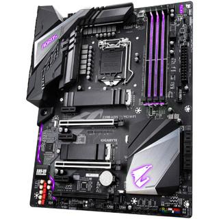 技嘉(GIGABYTE)Z390 AORUS PRO WIFI 主板+英特尔 i7 9700K板U套装/主板+CPU套装