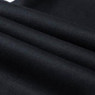金盾(KIN DON)休闲裤 男2019春季新款运动裤大码休闲卫裤修身小脚束脚裤红色字母XL