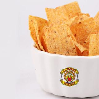 美国进口 墨西哥少女 休闲零食 薯片膨化粗粮小吃 餐厅风味玉米片 283.5g(新老包装随机发货)