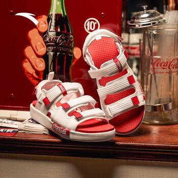 ANTA 安踏 可口可乐联名款安踏凉鞋