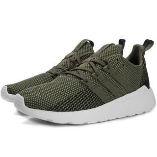 adidas 阿迪达斯 NEO 男子 运动休闲系列 QUESTAR FLOW 运动 休闲鞋 黑灰色 F36254 40.5码 UK7码