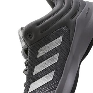 adidas 阿迪达斯 男子篮球系列 Pro Spark 2018 Low 运动 篮球鞋 F99901 42码 UK8码 灰色