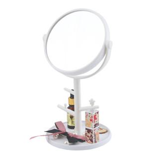 梦庭 化妆镜子台镜台式梳妆镜立体型 A11款