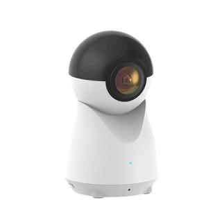 乔安720度VR全景摄像头监控器家用航拍街拍高清1080p手机无线wifi网络