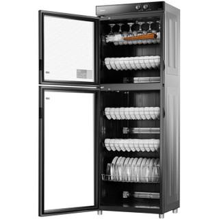 美的(Midea)大容量商用家用立式 消毒柜/碗柜 厨房餐厅食堂 中温烘干保洁柜 MC-ZTP300-02