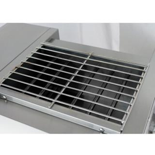 圣托(Shentop)无烟烧烤炉 商用电热烧烤机 不锈钢电烤炉 多功能烤串机 智能烤鸡翅机 STKA-SK1