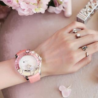 Galtiscopio 迦堤 童真木马系列 LG1SS223V2PLS 女士石英手表