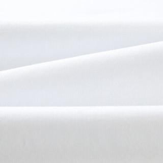HLA海澜之家短袖T恤男2019夏季新品个性字母舒适圆领短T男款HNTBJ2R268A米白花纹(S8)165/84A(46)