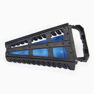 鑫瑞 SRUNV 开口棘轮梅花两用扳手塑架套装梅开扳手组 棘轮11件套 D1-D11211