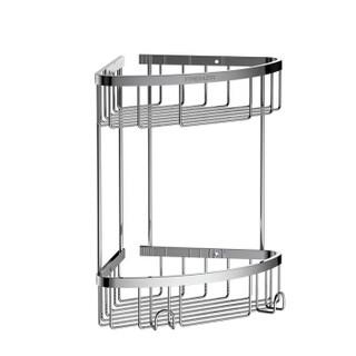 法恩莎(FAENZA)FGJ1421G 不锈钢毛巾架杆浴巾架浴室挂件卫生间置物架卫浴五金套装