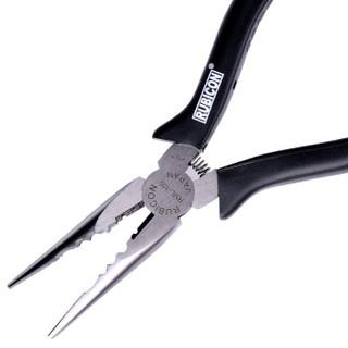 罗宾汉(RUBICON)RML-150 进口尖嘴钳多功能长嘴钳子多用尖咀钳日式 6英寸150mm