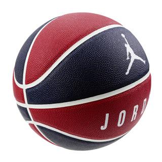 耐克NIKE室内外水泥地比赛篮球PU球 飞人乔丹JORDAN街头篮球7号球J000264548907