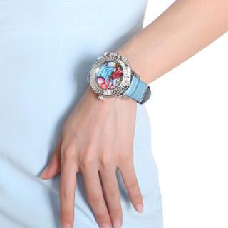 Galtiscopio 迦堤 梦幻花都系列 GRSS001BURSV2 中性石英手表