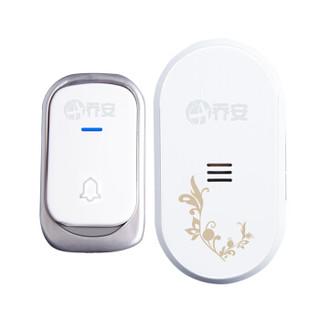 乔安(JOOAN)L3家用无线门铃二拖一 智能电子门铃 老人呼叫器 远距离穿墙