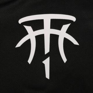 adidas 阿迪达斯 男子 篮球系列 TMAC HOODIE 运动 夹克 DP4941 黑色 S码
