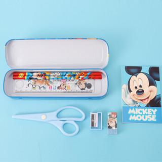 迪士尼(Disney)文具套装小学生文具用品幼儿园铅笔套装男孩定制礼盒
