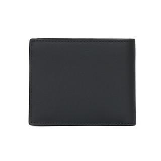 MICHAEL KORS 迈克·科尔斯 HENRY系列 MK男包男士皮革短款钱包钱夹 39S7SOSF3L SPRUCE黑绿色