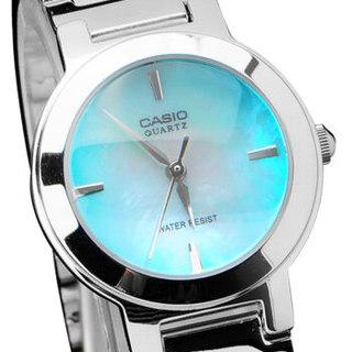 CASIO 卡西欧 大众指针系列 LTP-1191A-3C 女士石英手表