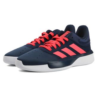 adidas 阿迪达斯 男子 篮球系列 Pro Adversary Low 2019 运动 篮球鞋 CG7100 40.5码 UK7码 蓝红