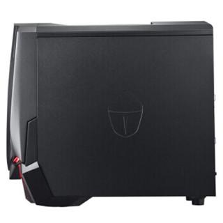 ThundeRobot 雷神 雷神-黑幽灵 U16 台式机 Intel i7 8G 256GB SSD+2TB HDD RTX2060